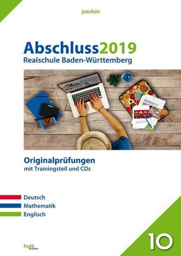 Abschluss 2019 – Realschule Baden-Württemberg