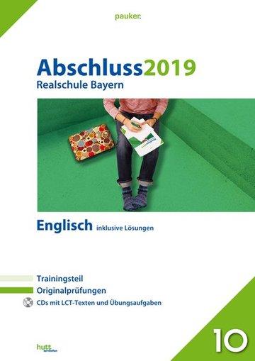 Abschluss 2019 - Realschule Bayern Englisch