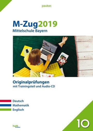 Abschluss M˗Zug 2019 - Mittelschule Bayern