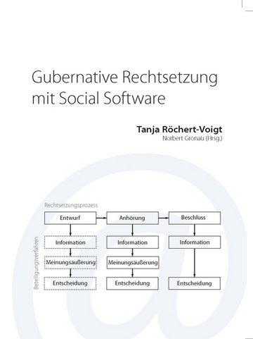 Gubernative Rechtsetzung mit Social Software
