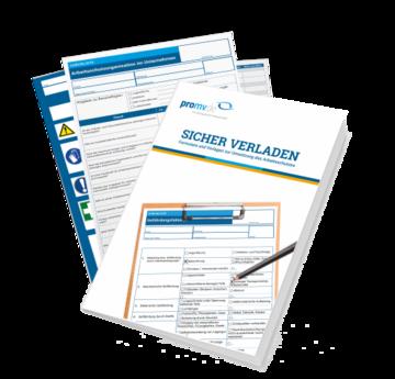 Sicher Verladen - Formulare und Vorlagen zur Umsetzung des Arbeitsschutzes