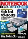 Notebook Organizer & Handy