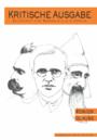 Kritische Ausgabe. Zeitschrift für Germanistik & Literatur