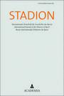 STADION - Internationale Zeitschrift für Geschichte des Sports