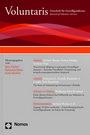 Voluntaris - Zeitschrift für Freiwilligendienste und zivilgesellschaftliches Engagement