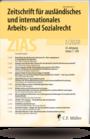 ZIAS - Zeitschrift für ausländisches und internationales Arbeits- und Sozialrecht